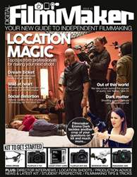 Digital FilmMaker Magazine Cover