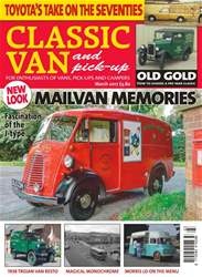 Vol. 17 No. 5 Mailvan Memories  issue Vol. 17 No. 5 Mailvan Memories