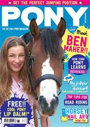 PONY magazine – Spring 2017 issue PONY magazine – Spring 2017