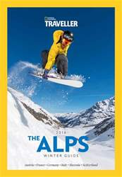 The Alps Winter Guide issue The Alps Winter Guide