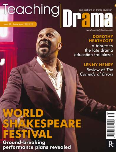 Teaching Drama Digital Issue
