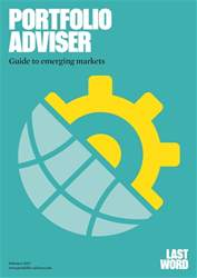 Portfolio Adviser Magazine Cover