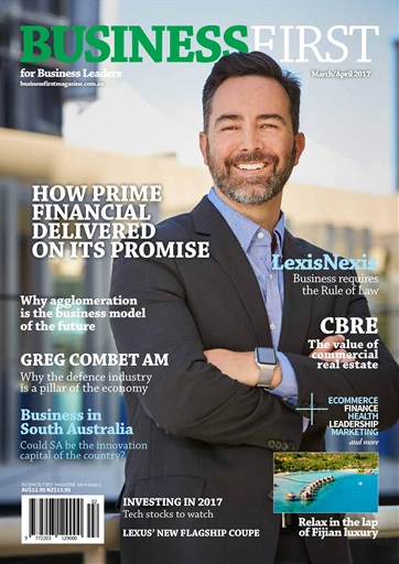 Business First Magazine Preview