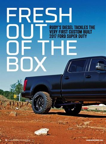 ultimate diesel builders guide magazine feb mar 2017. Black Bedroom Furniture Sets. Home Design Ideas