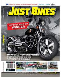 JUST BIKES Jan - Issue 271 issue JUST BIKES Jan - Issue 271