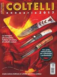 Annuario Coltelli 2017 issue Annuario Coltelli 2017