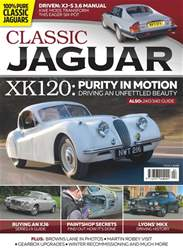 Issue 4 XK120: Purity In Motion issue Issue 4 XK120: Purity In Motion