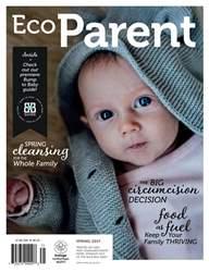 Ecoparent Magazine Magazine Cover