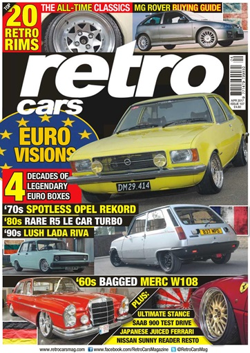 Retro Cars Digital Issue