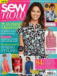 Sew Now 05 issue Sew Now 05