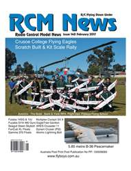 Radio Control Model News issue 140 issue Radio Control Model News issue 140