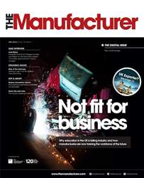 The Manufacturer February 2017 issue The Manufacturer February 2017