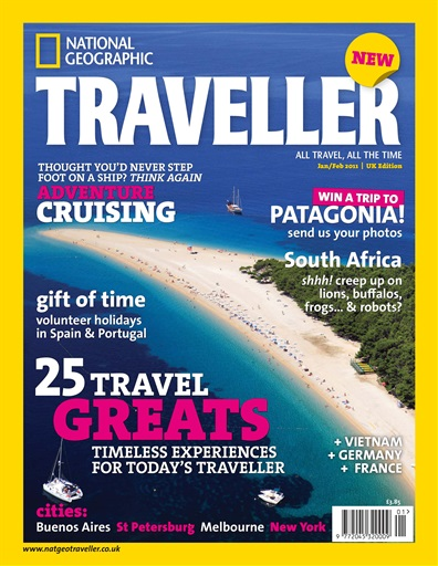 National Geographic Traveller (UK) Digital Issue
