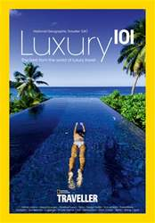 Luxury 101 issue Luxury 101