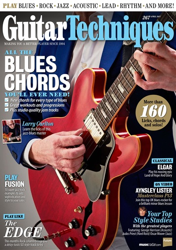 Guitar Techniques Digital Issue
