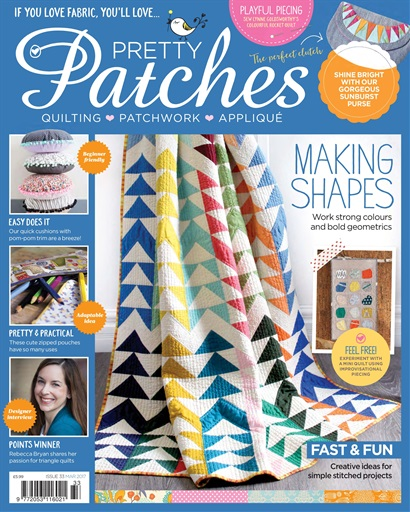 Pretty Patches Magazine Preview