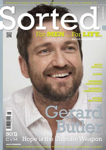 Sorted Magazine – The men's mag with morals Digital Issue