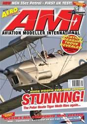 Aviation Modeller International Magazine Cover