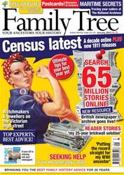 Family Tree January 2012 issue Family Tree January 2012