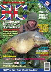Big Carp 185 issue Big Carp 185