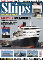 Ships Monthly February 2012 issue Ships Monthly February 2012
