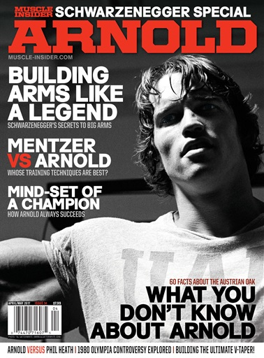 Muscle Insider Magazine Digital Issue