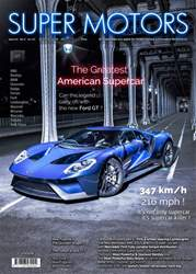 SuperMotors Magazine Cover