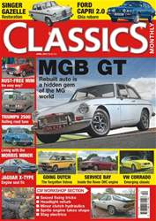 No. 253 MGB GT  issue No. 253 MGB GT