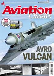 Aviation Classics Magazine Cover
