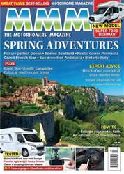 Spring Adventures - April 2017 issue Spring Adventures - April 2017