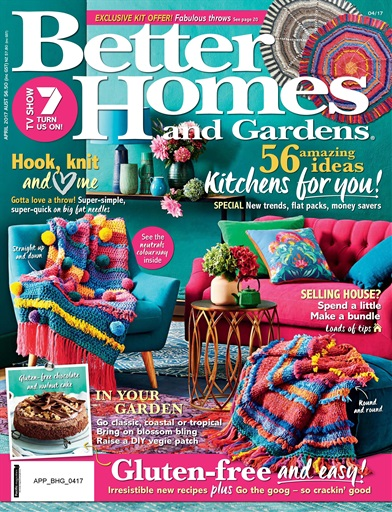 Title Cover Preview Better Homes And Gardens Australia Preview