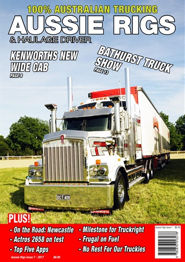 Aussie Rigs and Haulage Driver Digital Issue