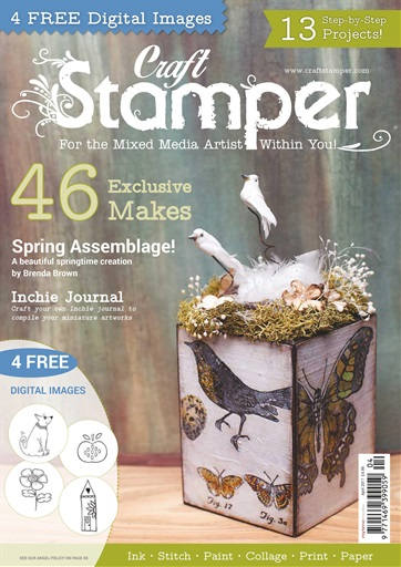 Craft Stamper Preview