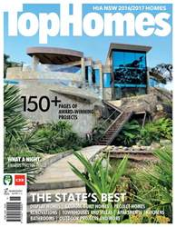 HIA Top Homes issue HIA Top Homes