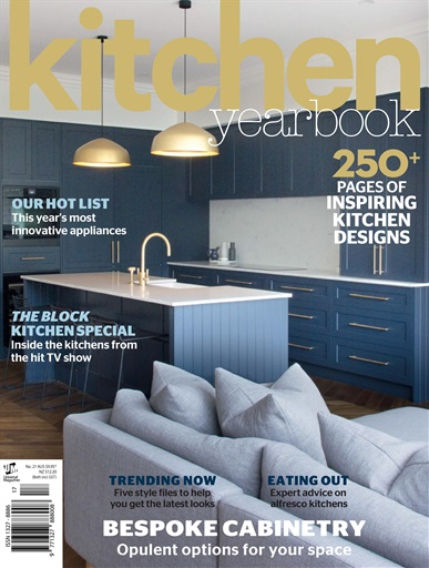 Kitchen Yearbook Digital Issue