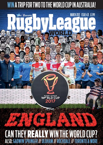 Rugby League World Digital Issue