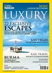 NGT Luxury 2013 issue NGT Luxury 2013
