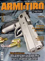 Armi e Tiro 1-2012 issue Armi e Tiro 1-2012