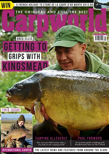 Carpworld Digital Issue