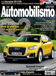 Automobilismo 3 2017 issue Automobilismo 3 2017