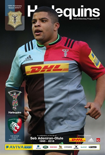 Harlequins Digital Issue