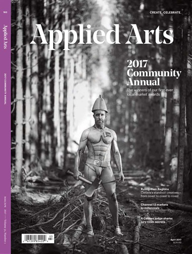 Applied Arts Digital Issue