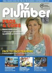 NZ Plumber February-March 2017 issue NZ Plumber February-March 2017