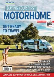 Buying Your First Motorhome issue Buying Your First Motorhome