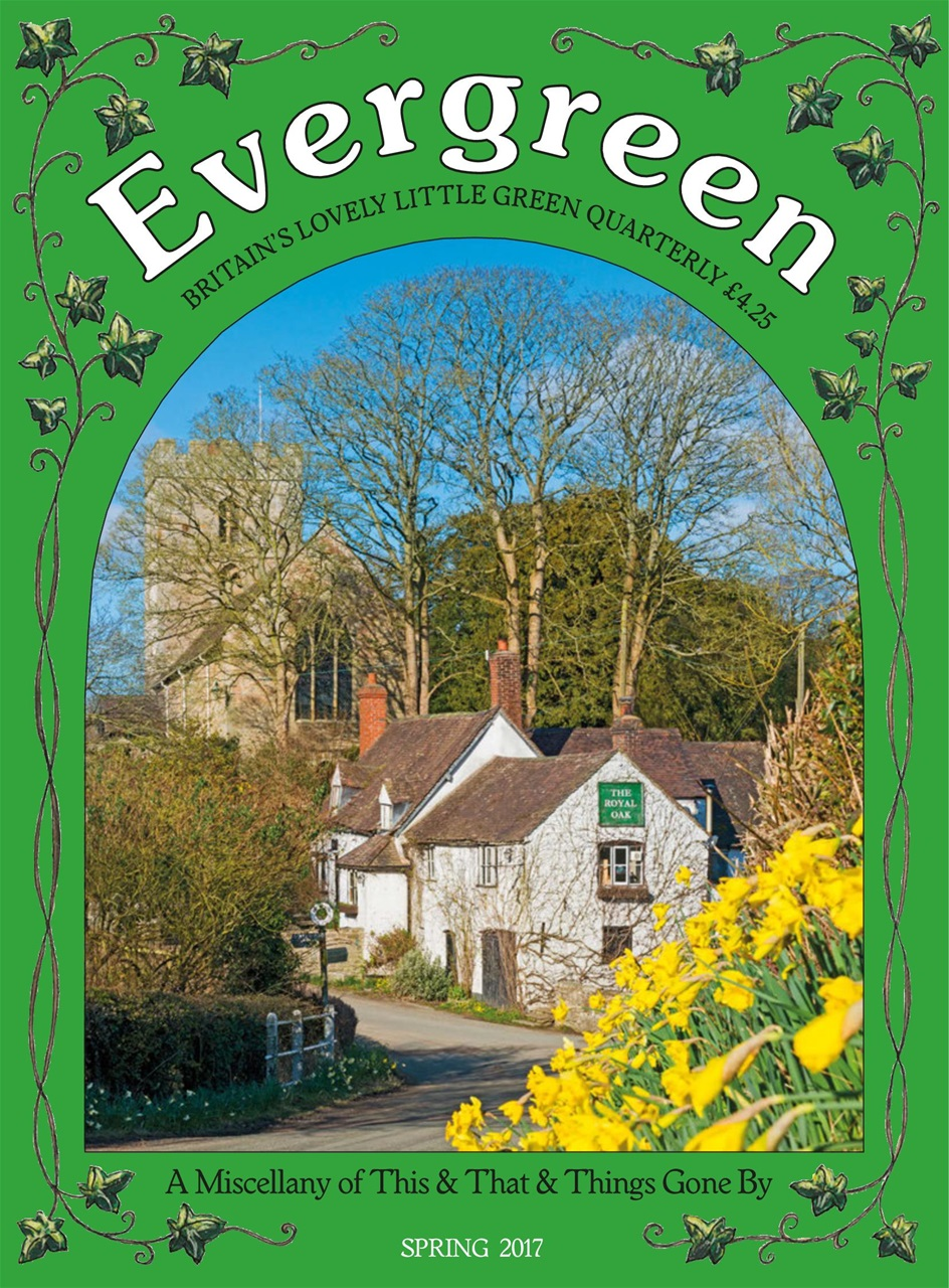 Evergreen magazine spring 2017 subscriptions pocketmags for Evergreen magazine