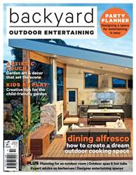 Outdoor Entertaining #10 issue Outdoor Entertaining #10