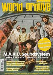 World Groove 7 marzo 2017 issue World Groove 7 marzo 2017