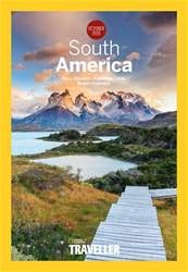 South America issue South America