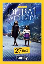 Dubai with Kids issue Dubai with Kids
