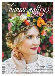 Hunter Valley Wedding Planner Magazine Cover